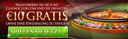 Roulette im Casino Club