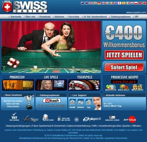 seriöses online casino casino com
