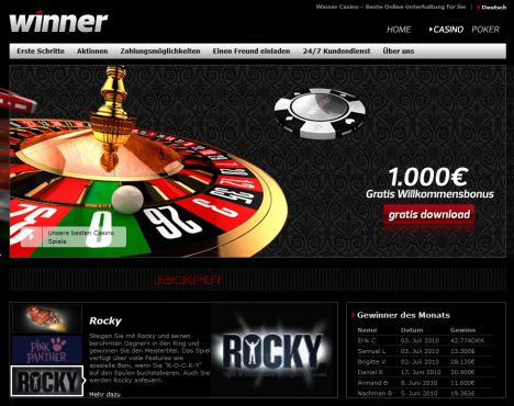 best online casino bonus codes casinospiele